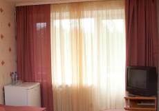 Югор (г. Сыктывкар, возле Парка им. С. М. Кирова) Стандартный двухместный номер с 2 отдельными кроватями