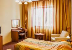 Беловодье | торговый центр Аникс | кафе Снедь Улучшенный двухместный номер с 1 кроватью