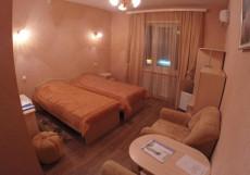 Орион | торговый центр Аникс | армянский ресторан | парк отдыха Стандартный двухместный номер с 2 отдельными кроватями и балконом