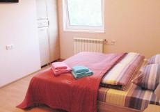 Катарина Коф в Александровской (рядом Екатерининский дворец) Двухместный номер Делюкс с 1 кроватью и душем