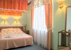 СНЕГУРОЧКА | г. Кострома | На берегу р. Волги | Бассейн | Сауна Стандарт двухместный (1 двуспальная кровать)