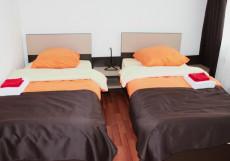Afiny Hotel / Афины (г. Сыктывкар, возле набережной р. Сысола) Стандартный двухместный номер с 2 отдельными кроватями