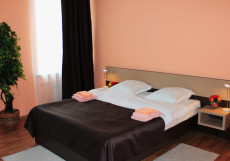 Afiny Hotel / Афины (г. Сыктывкар, возле набережной р. Сысола) Улучшенный двухместный номер с 1 кроватью