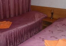 Пелысь (г. Сыктывкар, возле Парка им. С. М. Кирова) Двухместный номер с 2 отдельными кроватями и душем