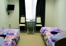 Pullman Hostel / Пулмен Хостел (г. Сыктывкар, возле Цервки Александра Невского) Двухместный номер с 2 отдельными кроватями