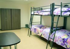Pullman Hostel / Пулмен Хостел (г. Сыктывкар, возле Цервки Александра Невского) Кровать в общем четырехместном номере