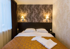 Сияние (г. Сыктывкар, возле аэропорта) Двухместный номер «Комфорт» с 1 кроватью или 2 отдельными кроватями