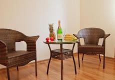 Hotel Marikon / Марикон  | 500 м от Черного моря | Двухместный номер с 1 кроватью и балконом (на 2 взрослых и 1 ребёнка)