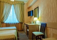 Золотой Колос Двухместный номер «Комфорт» с 2 отдельными кроватями