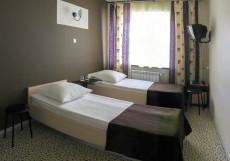 Кировские Дачи | возле Защитной бухты | Стандартный двухместный номер с 2 отдельными кроватями