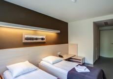 Кировские Дачи | возле Защитной бухты | Улучшенный двухместный номер с 2 отдельными кроватями