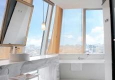 Radisson Blu Hotel Batumi / Редисон Блу | возле пляжа Иверия | Стандартный двухместный номер с 1 кроватью или 2 отдельными кроватями