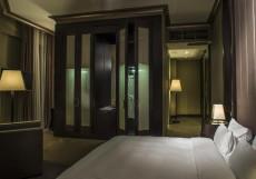 СОХО ГРАНД ОТЕЛЬ - SOHO GRAND HOTEL | г. Азов | СПА | парковка Улучшенный двухместный (1 кровать)