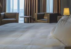 СОХО ГРАНД ОТЕЛЬ - SOHO GRAND HOTEL | г. Азов | СПА | парковка Улучшенный двухместный (1 кровать, вид на город)