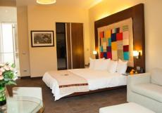 Landmark Hotel Baku/Лендмарк Хотел Баку | центр города | возле парка Фикрета Амирова Двухместный номер Делюкс с 1 кроватью и видом на море
