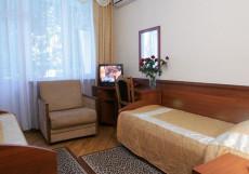 БЕЛАРУСЬ САНАТОРИЙ | г. Сочи | Санаторно-курортное лечение Стандарт двухместный (2 односпальные кровати, балкон)
