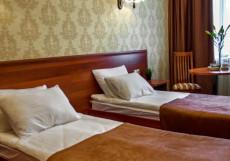 АРБАТ БИЗНЕС-ОТЕЛЬ (г. Балаково) Стандарт двухместный (2 односпальные кровати)