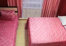 Шанс |г. Элиста|возле Золотого обителя Будды Шакьямуни| Двухместный номер с 2 отдельными кроватями
