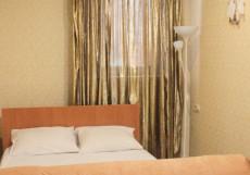 Шанс |г. Элиста|возле Золотого обителя Будды Шакьямуни| Двухместный номер Делюкс с 2 отдельными кроватями