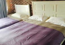 Байкал Хан Ольхон | поселок Хужир | С завтраком Двухместный номер с 1 кроватью и видом на озеро