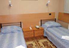 Олимпия |центр города Усть-Лабинска|возле железнодорожного вокзала| Бюджетный двухместный номер с 2 отдельными кроватями