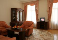 БЕЛАРУСЬ САНАТОРИЙ | г. Сочи | Санаторно-курортное лечение Люкс двухкомнатный двухместный (с балконом)