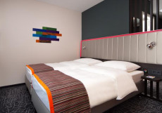 Park Inn By Radisson Nizhny Tagil | г. Нижний Тагил | в 5 минутах от реки Тагил | Конференц-зал Стандартный двухместный номер с 1 кроватью