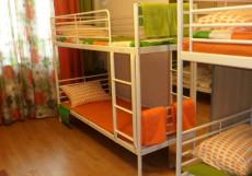 ХОСТЕЛ ВНУКОВСКИЙ | Внуково Кровать в общем номере для мужчин и женщин с 8 кроватями