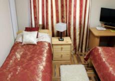 ВОЯЖ МОТЕЛЬ | Республика Карелия, г. Кондопога | Сауна | Wi-Fi Стандарт двухместный (2 кровати)
