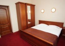 ЭРПАН | Гаспра | Ялта | Крым Стандартный двухместный номер с 1 кроватью и видом на горы