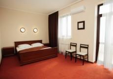 ЭРПАН | Гаспра | Ялта | Крым Стандартный двухместный номер с 1 кроватью и видом на море