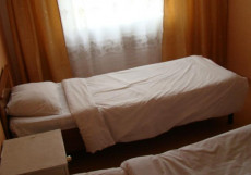 ЭКВАТОР | Владивосток | сауна | пляж Стандартный двухместный с двумя кроватями