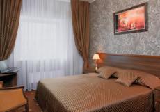 LECCO АРТ-ОТЕЛЬ | г. Мытищи | Оздоровительный центр | Салон красоты Стандарт двухместный (1 кровать)