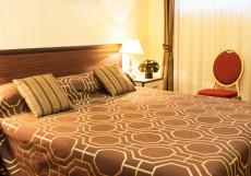 LECCO АРТ-ОТЕЛЬ | г. Мытищи | Оздоровительный центр | Салон красоты Двухместный (1 двуспальная или 2 односпальные кровати, цокольный этаж)