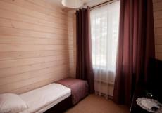 ШАЛЕ | Новокузнецк | курорт Лесная республика | сауна | прокат лыж Стандартный одноместный
