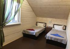 Гостевой Дом Островок (кухня-сауна)  Начало диалогового окна Дом с 2 спальнями на 6 гостей