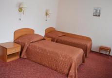 УЗКОЕ | м. Ясенево | Теплый стан | разрешено с животными Стандарт двухместный (2 кровати)