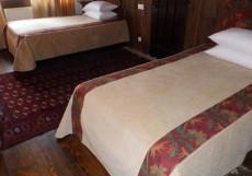 ГЛАДЕНЬКАЯ СПОРТ ОТЕЛЬ (бассейн, прокат лыж) Комфорт с двумя кроватями