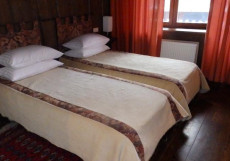 ГЛАДЕНЬКАЯ СПОРТ ОТЕЛЬ (бассейн, прокат лыж) Стандартный двухместный с двумя кроватями