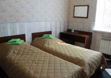 СИЛЬВА SILVA МИНИ-ОТЕЛЬ | г. Санкт-Петербург | Wi-Fi | Парковка Двухместный (2 односпальные кровати)