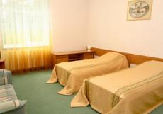 УНИВЕРСАЛ | Светлогорск | 100 м от берега Балтийского моря | конференц-зал | Стандартный двухместный номер с 2 отдельными кроватями