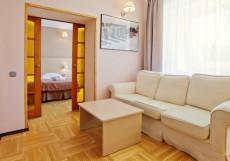 Русь | Светлогорск | возле высокого берега Балтийского моря | бизнес-центр | Двухместный номер Делюкс с 1 кроватью