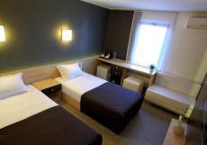 Futuro Hotel Bishkek | Футуро Хотел Бишкек | 7 минут от центра города | бизнес-центр | Клубный двухместный номер с 2 отдельными кроватями
