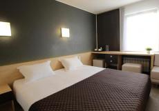 Futuro Hotel Bishkek | Футуро Хотел Бишкек | 7 минут от центра города | бизнес-центр | Стандартный двухместный номер с 1 кроватью