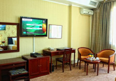 Golden Dragon | Голден Драгон | Бишкек | 10 минут до центра | конференц-зал | Стандартный двухместный номер с 2 отдельными кроватями