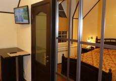 Гостиный Двор Алтай | Горно-Алтайск | река Майма | трансфер | Стандартный двухместный номер с 1 кроватью и вентилятором