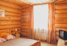 Кедровая заимка | подъемник Катунь | ручей Каменный | семейные номера Двухместный номер Делюкс с 1 кроватью