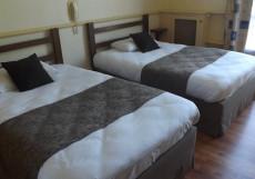 Citotel Hotel de L'Europe |  де Л Европе | Тура | площадь Жан-Жорес | домашние животные | Двухместный номер с 2 отдельными кроватями