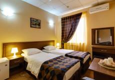 АМИГО AMIGO | г. Краснодар | Сауна | Wi-Fi Стандарт двухместный (2 кровати)