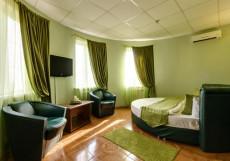 АМИГО AMIGO | г. Краснодар | Сауна | Wi-Fi Делюкс двухместный (1 кровать)